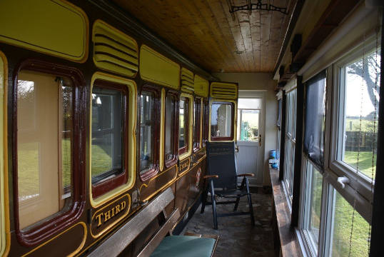 Secret Gems - Hidden Train Carriage Gallery Image